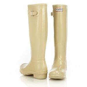HUNTER | Original Gloss High Boots